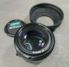 Nikon AF NIKKOR 50mm f/1.4