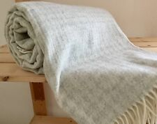 Couverture Laine couverture, Couvre-lit, canapé-couverture 135x180 cm 100% laine