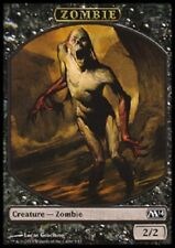 Zombie Token (5/13)  x4 NM    Magic The Gathering   MTG M14