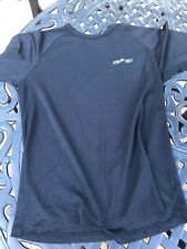 Reebok Black Mens T-shirt Size Small