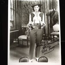 Ruth Terry SIGNED 8x10 Photo 40s Actress  Westerns Republic Pin-UP