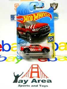 NEW 2020 HOT WHEELS Red 2019 '19 Ford Performance Ranger Raptor Pickup Truck