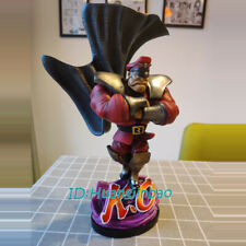 Street Fighter Vega M·Bison Figurine Painted Model Statue 34cm/13'' Collection