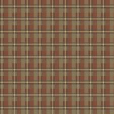 RED HERITAGE TARTAN Wallpaper PUR09163