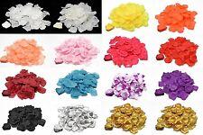 Petales de roses en fibre de tissus COMPACT x 100  mariage fete deco creations