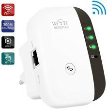 Repetidor WiFi 300Mbps Extensor WiFi Amplificador WiFi 2.4GHz Señal Inalambrica