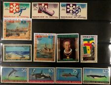 Senegal #C107-118 Complete Set 1972 MNH