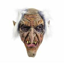 GOBLIN Old Man Gnome Rubber Horror Scary Mask Fancy Dress Halloween BM424
