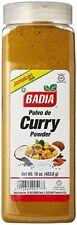 Badia Curry powder Jamaican Style Seasoning 16 oz