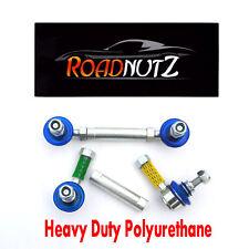 Roadnutz Ajustable Gota Enlaces Estabilizadores de 150 Mm a 200 Mm x 2 anti enlace de barra de rodillo