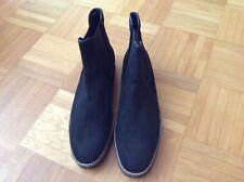Gabor - Damen Chelsea Boots Gr. 9 (43) - Dreamvelour dunkelblau
