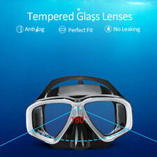 2020 Dry Snorkel Set , Anti-Fog Scuba Diving Mask,Pro Snorkeling Gear for Adults