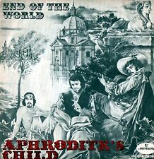 APHRODITE'S CHILD END OF THE WORLD / YOU ALWAYS STAND IN MY WAY 45 GIRI 1968