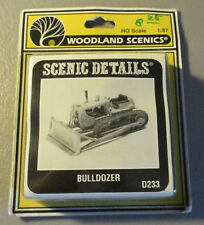 Woodland Scenis HO Kit Bulldozer D233