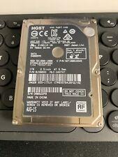 Apple HDD HGST 1TB Date 08/15
