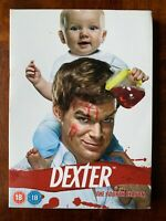 Dexter Saison 4 DVD Coffret en Série Killer Detective TV Thriller Série
