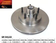 Disc Brake Rotor fits 2004-2007 Ford E-150 E-150 Club Wagon  BEST BRAKES USA