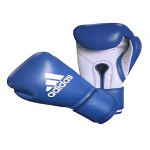Adidas Professional Glory Boxing Competiton GLoves 100% Real Leather