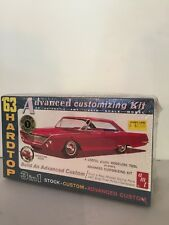 1995 ISSUE AMT  '63 FORD XL HARDTOP ADVANCED CUSTOMIZING KIT # 6003 SEALED