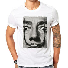 SALVADOR DALI t shirt Surrealist Artist T-Shirt