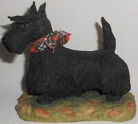 Scottish Tartan Shop ARISTA DESIGNS - SCOTTIE DOG Made in Hawick Scotland