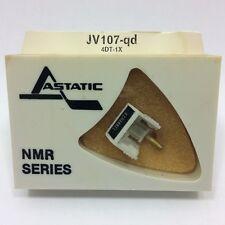 JVC 4DT-1X PHONO NEEDLE  IN ASTATIC PKG  JV107-QD, NOS/NIP - QUAD DIAMOND TIP