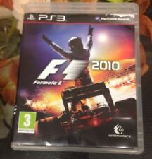 F1 2010 PS3 In Good Condition With Manual (Formula 1)
