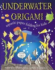 Underwater Origami: Underwater Paper Folding for Kids-ExLibrary