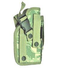 MOLLE ACU Digital Ambidextrous Gun Holster BB Airsoft Pistol Hand Tactical 307A
