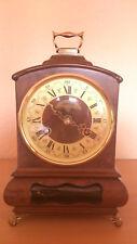 WUBA Warmink Kaminuhr Tischuhr Mechanisch Pendeluhr Uhr