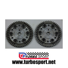 Ford Duratec Vernier pulleys