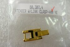 watch band extender ,gold color,stainless steel.4 mm