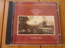 Chopin ballata nr-3 FANTASIA-Impromptu Barcarolle notturni Anatol gilova