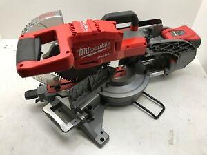 MILWAUKEE 2734-20 M18 FUEL XC Dual Bevel Sliding Compound Miter GR