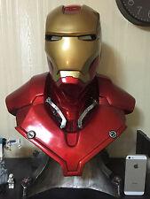 Iron Man Life Size 1/1 Scale Bust MK3 Mark III Custom Made