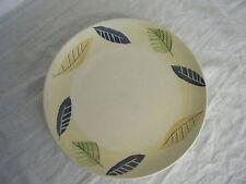 C4 Pottery Marks & Spencer Home Leaves Dinner Plate Large 27cm 4F3C