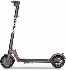 """New listing Gotrax GXL V2 Commuting Electric Scooter - 8.5"""" Air Filled Tires - 15.5MPH & 9-1"""