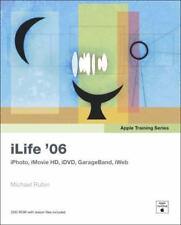 Apple Training Series: iLife 06 ( Rubin, Michael ) Used - VeryGood