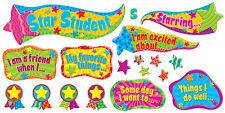 Eres la estrella Bulletin Board Aula Display Banner Set