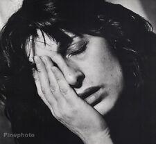 1951 Vintage 16x20 ANNA MAGNANI Movie Film Actress Italy Cinema PHILIPPE HALSMAN