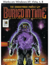 The Journeyman Project 2: Buried in Time PC Game 1995 Windows XP Vista 7 8