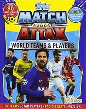 Match Attax European World Players Handbook By Centum Books