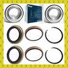 Koyogenuine Front Wheel Hub Bearing Seal Wsnap For 2000-2006 Toyota Tundra