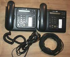 Poste Alcatel lucent 4019 - LOT DE 2 - digital phone URBAN GREY