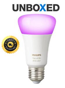 Philips Hue White & Colour Ambiance LED Bulb with Bluetooth - E27