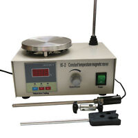 110V Magnetic Stirrer Digital Thermal Controlled Hot Plate Mixer For Scientific