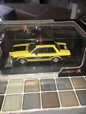 RARE PREMIUM X 1/43 Ford Del Rey Ouro Police Military Rodoviaria Prd239 New