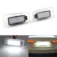 2x 6500k Car 18LED Number License Plate Light Lamp for Hyundai Elantra I30 cl