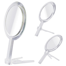 Hand Held Makeup Mirror with Double Sided 1x - 7x Magnification