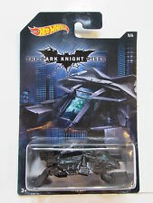 HOT WHEELS BATMAN 2015 THE DARK KNIGHT RISES THE BAT #05/06